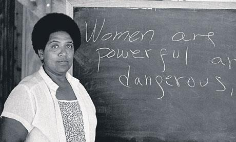Audre Lorde, Feb 18, 1934 - Nov 17, 1992