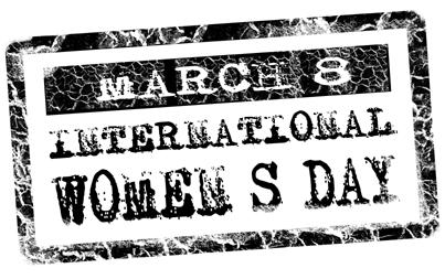 Happy International Women's Day!!